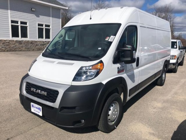 2020 Ram ProMaster Cargo Van in Hillsboro, NH