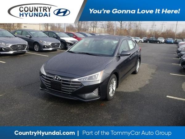 2020 Hyundai Elantra in Northampton, MA