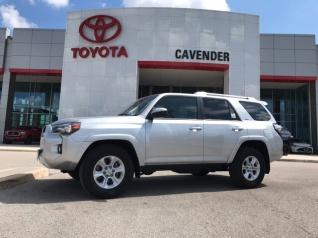 Used 2018 Toyota 4Runner SR5 RWD For Sale In San Antonio, TX