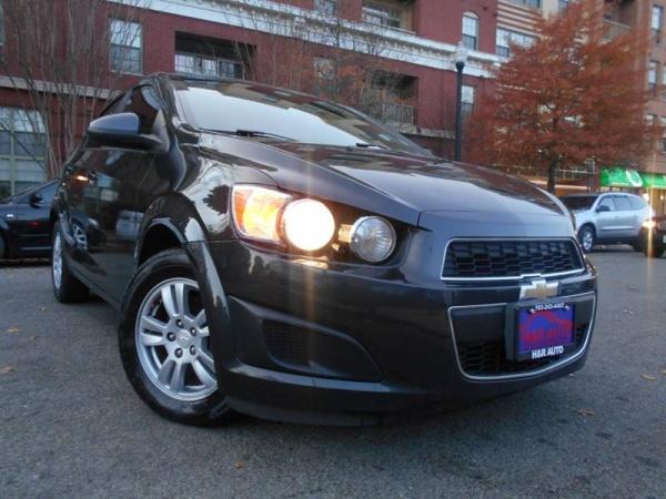 2014 Chevrolet Sonic in Arlington, VA