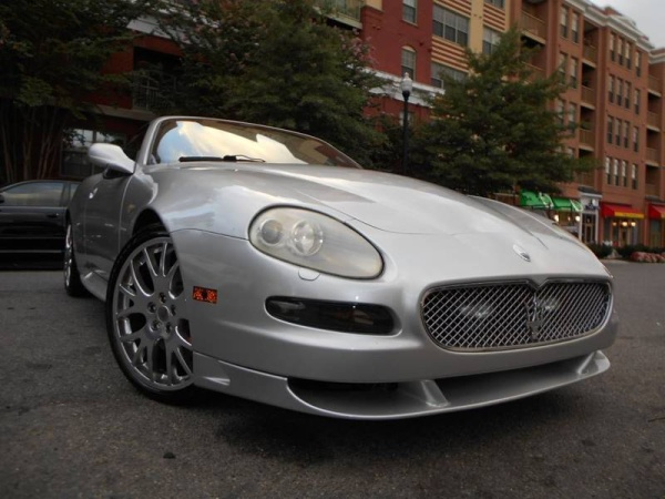 2005 Maserati GranSport Base