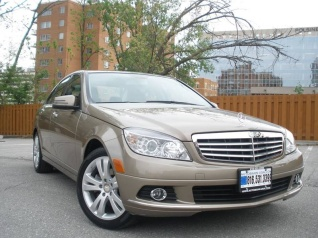 Used 2010 Mercedes Benz C Class C 300 4MATIC Luxury Sedan For Sale In