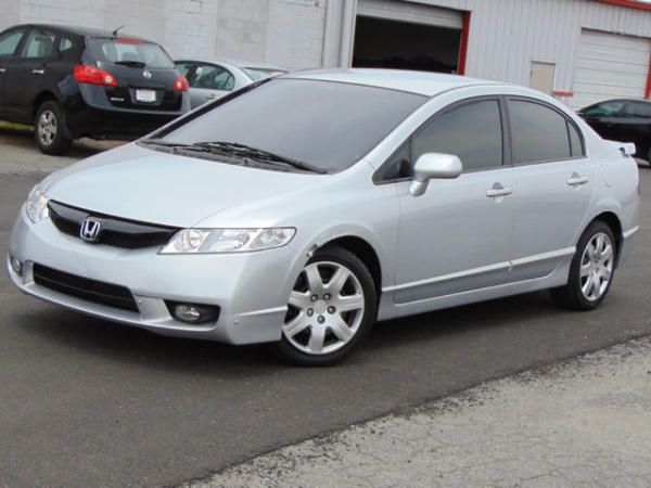Awesome 2010 Honda Civic Sedan 4dr Auto LX $6,995 Marietta, GA