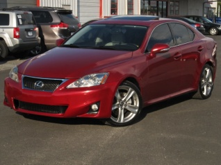 Used 2012 Lexus IS IS 250 Sport RWD Automatic For Sale In Marietta, GA