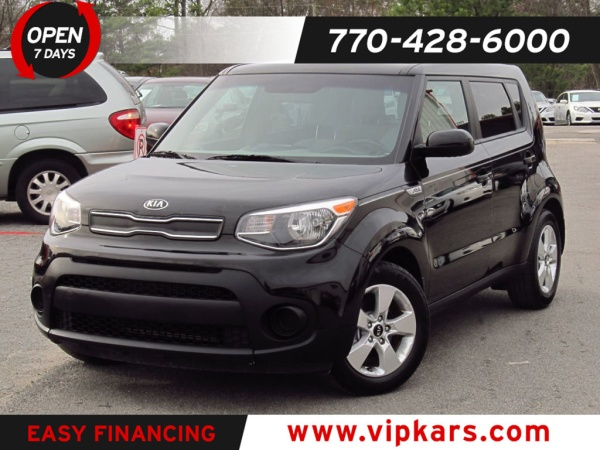 2018 Kia Soul Unknown