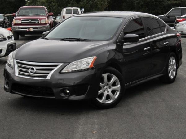 2013 Nissan Sentra SR Automatic $8,495 Marietta, GA