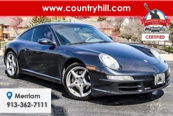 2007 Porsche 911 in Merriam, KS