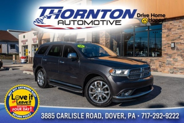 2017 Dodge Durango in Dover, PA