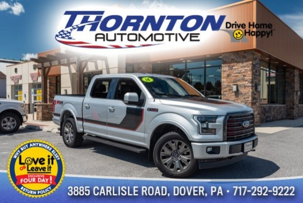 2016 Ford F-150 in Dover, PA