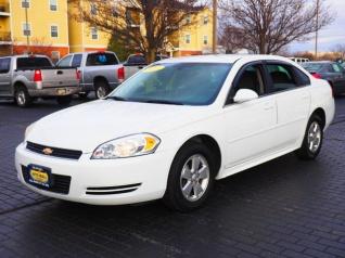 Used 2011 Chevrolet Impala For Sale In Champaign, IL