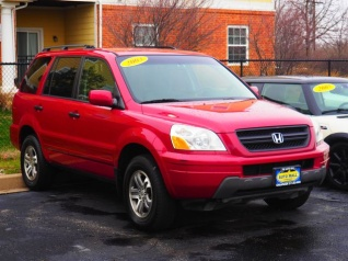 Used 2003 Honda Pilot EX 4WD For Sale In Champaign, IL