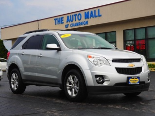 Used 2015 Chevrolet Equinox LT with 2LT FWD for Sale in Champaign, IL