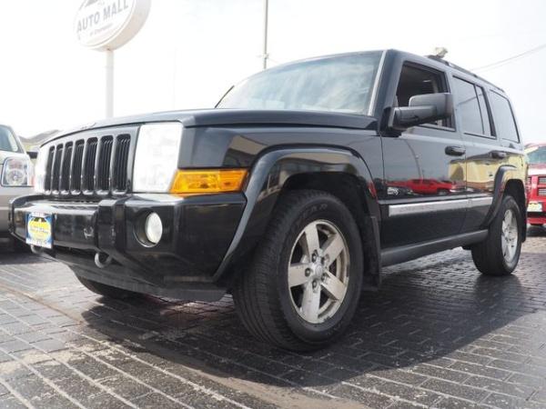 2006 jeep commander 4wd for sale in champaign il truecar. Black Bedroom Furniture Sets. Home Design Ideas