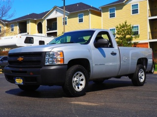 2010 Chevrolet Silverado 1500 Work Truck Regular Cab Long Box 2wd For In Champaign