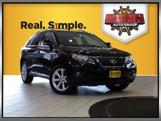 Used 2010 Lexus RX RX 350 FWD For Sale In San Antonio, TX
