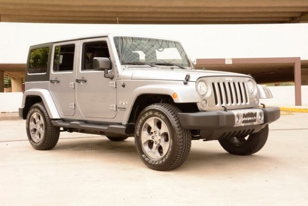 2017 Jeep Wrangler in San Antonio, TX