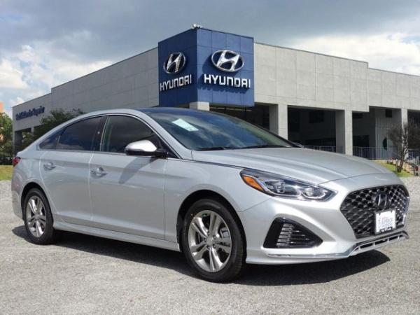 2019 Hyundai Sonata in San Antonio, TX
