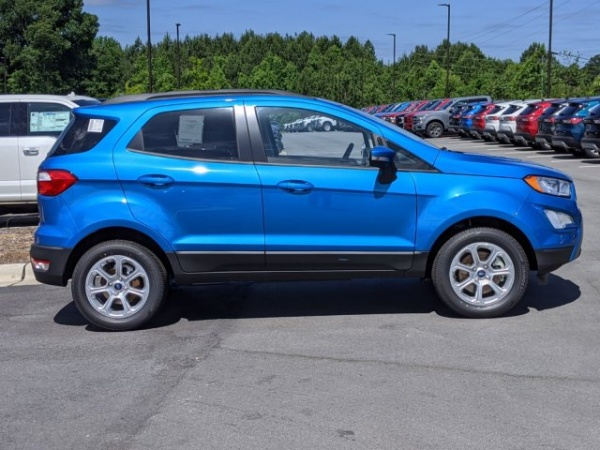 2020 Ford EcoSport in Apex, NC