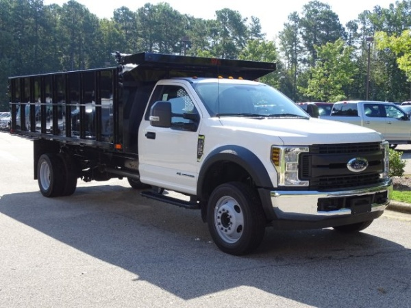 2019 Ford Super Duty F-550 in Cary, NC