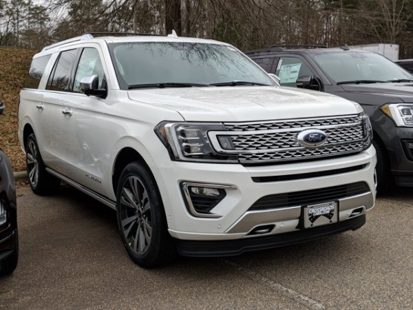 2020 Ford Expedition in Apex, NC