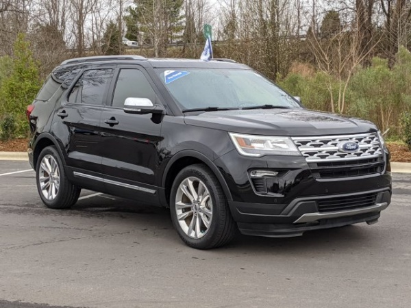 2019 Ford Explorer in Apex, NC