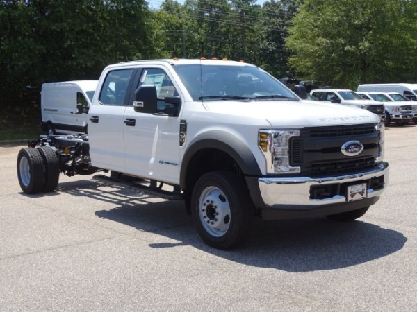 2019 Ford Super Duty F-450 Chassis Cab in Cary, NC