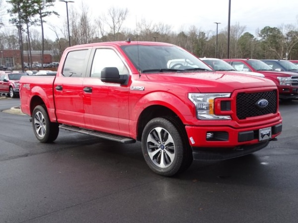 2020 Ford F-150 in Apex, NC