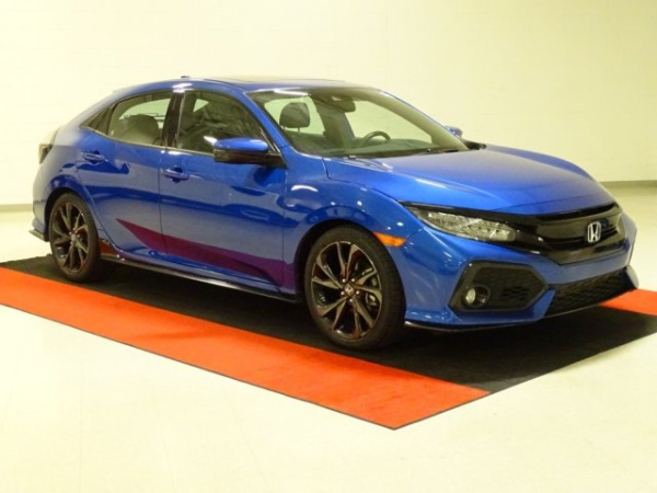 2017 Honda Civic Sport Touring Hatchback Cvt For Sale In Cary Nc