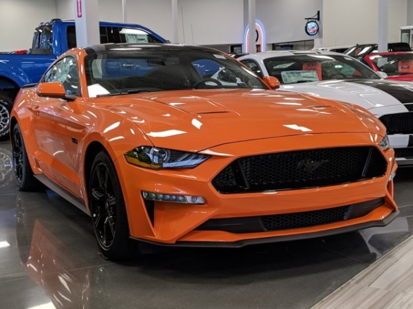 2020 Ford Mustang in Apex, NC