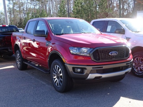 2020 Ford Ranger in Apex, NC