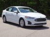 2019 Ford Fusion S FWD for Sale in Cary, NC