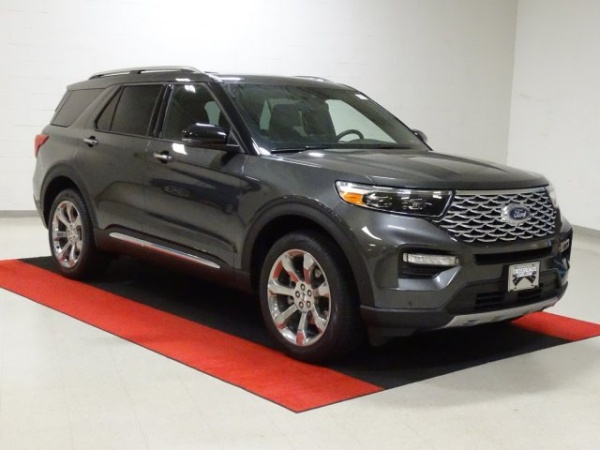2020 Ford Explorer in Cary, NC