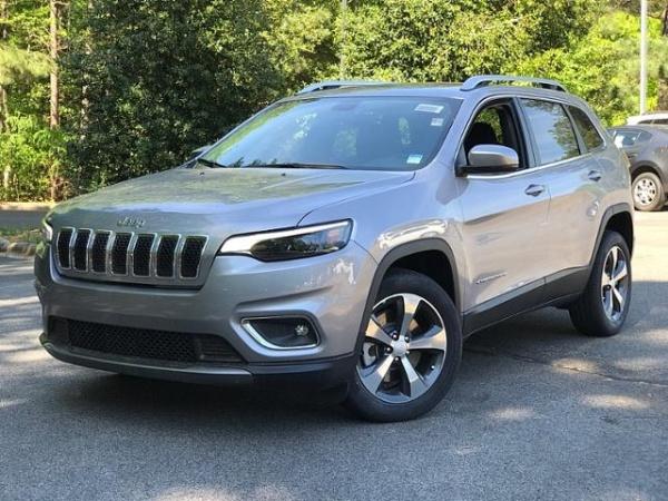 2019 Jeep Cherokee in Cary, NC