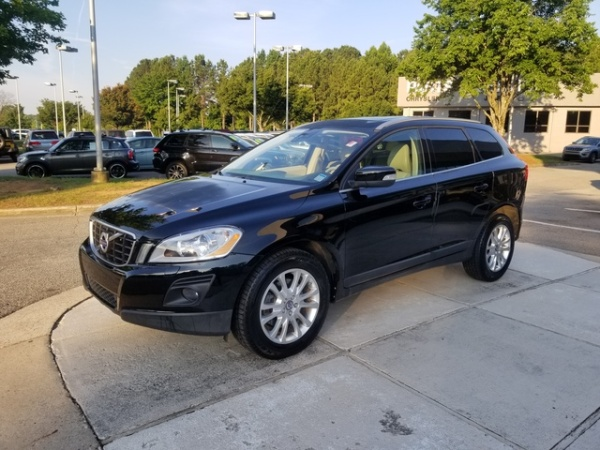 2010 Volvo Xc60 3 0t With Moonroof Awd For Sale In Cary Nc Truecar