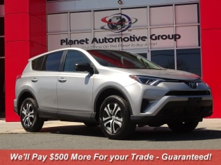 2018 Toyota Rav4 Le Fwd For In Charlotte Nc