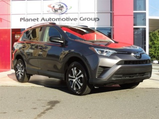 Used 2017 Toyota RAV4 LE FWD For Sale In Charlotte, NC