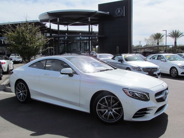 2019 Mercedes-Benz S-Class in Tucson, AZ