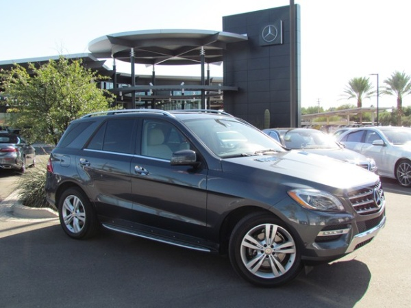 2013 Mercedes-Benz M-Class ML 350 BlueTEC