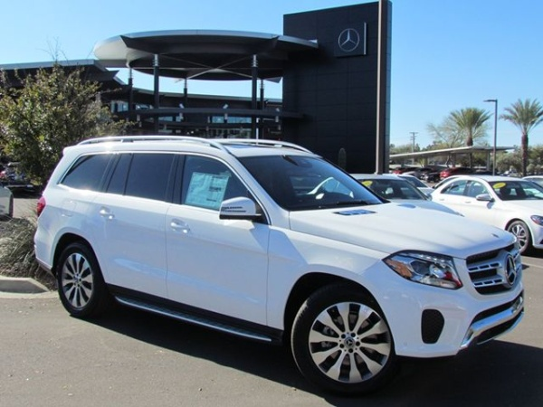 2019 Mercedes-Benz GLS in Tucson, AZ