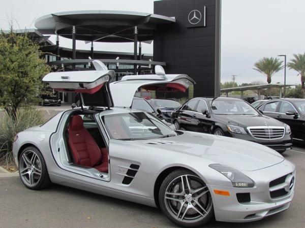 2011 Mercedes-Benz SLS AMG in Tucson, AZ