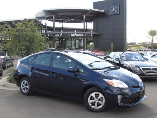 2013 Toyota Prius in Tucson, AZ