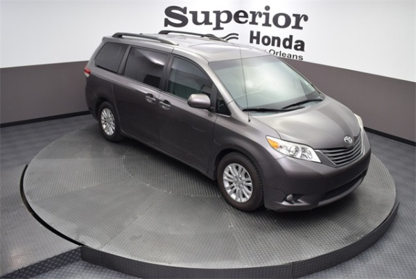 used toyota sienna for sale in new orleans la u s news world report. Black Bedroom Furniture Sets. Home Design Ideas