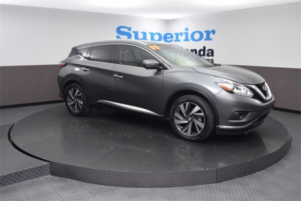 2015 Nissan Murano in Harvey, LA