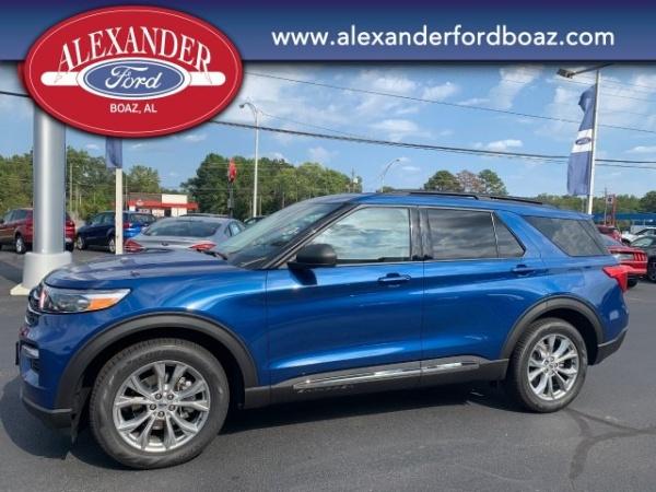 2020 Ford Explorer in Boaz, AL