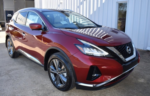 2020 Nissan Murano in Albertville, AL
