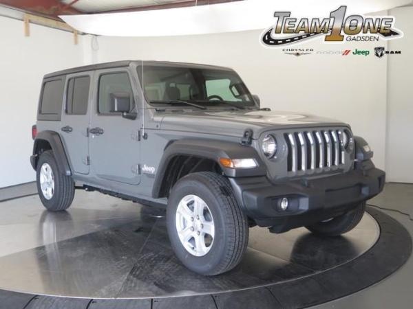2020 Jeep Wrangler in Gadsden, AL