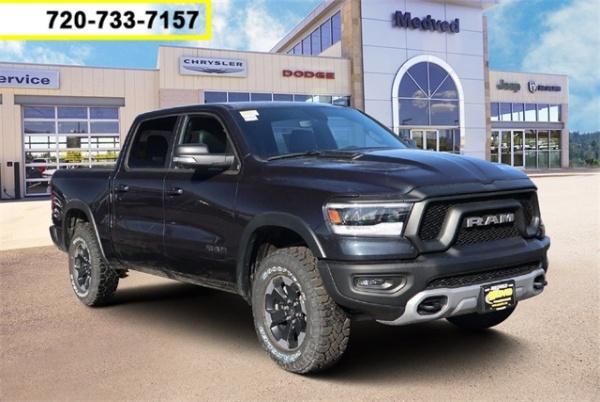 2020 Ram 1500 in Castle Rock, CO
