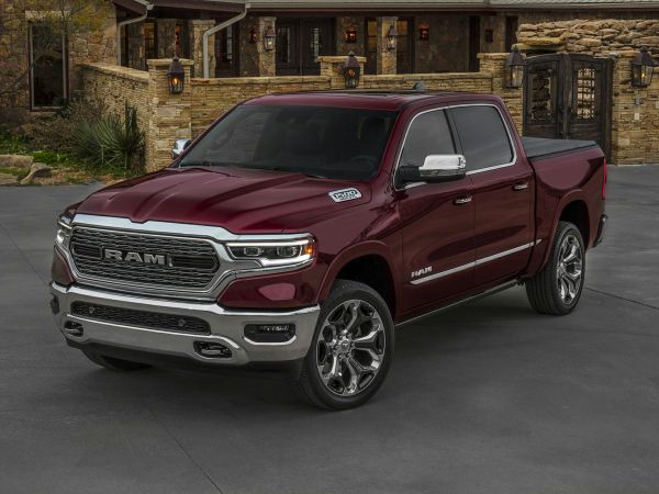 2020 Ram 1500 in Castle Rock, CO