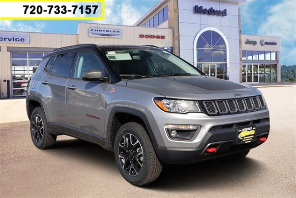 2020 Jeep Compass in Castle Rock, CO