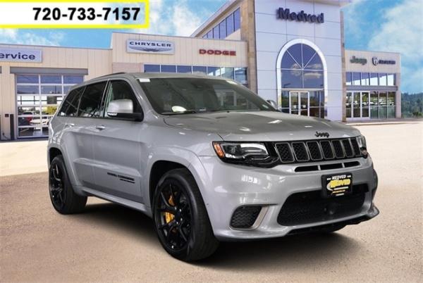 2020 Jeep Grand Cherokee in Castle Rock, CO